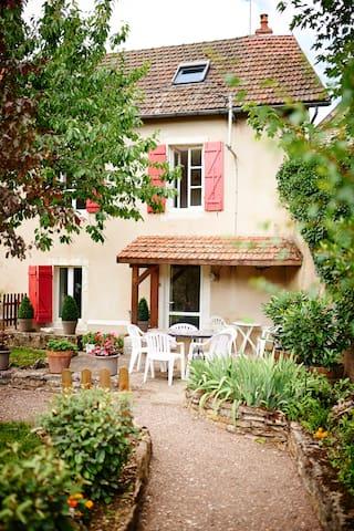La maison de Charlotte - Volnay - Rumah