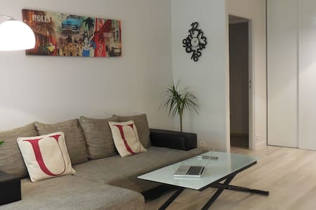 Nice appartment, large sunny terrace, 20min Paris - Villennes-sur-Seine