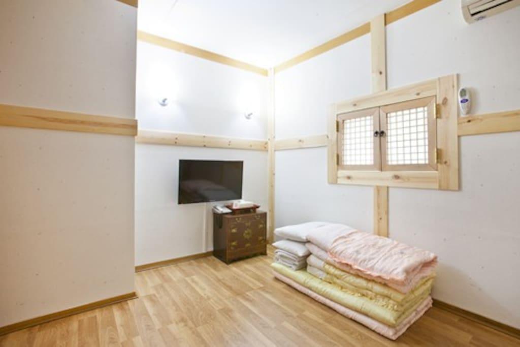 ondol 2people room
