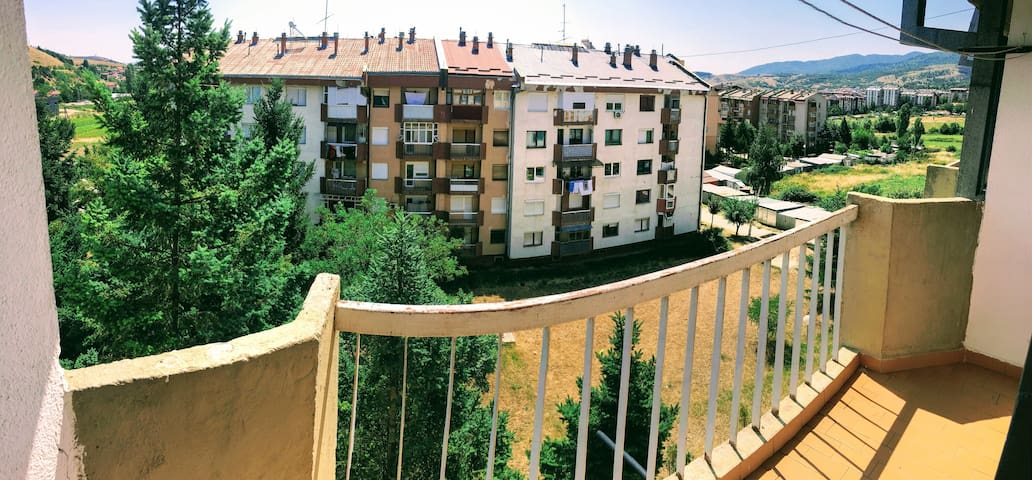 Nice apartment in great area