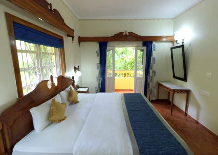 Palm Grove Cottages leisure Resort Benaulim Std