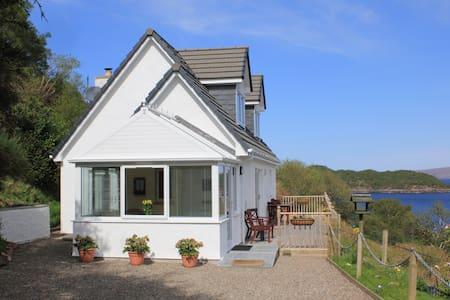 Craig Cottage, Kenmore, Nr. Applecross IV54 8XH - Shieldaig - Dom