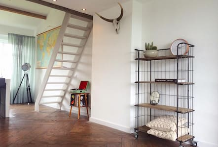 Light, spacious apartment with a beautiful view - Den Helder - Apartmen
