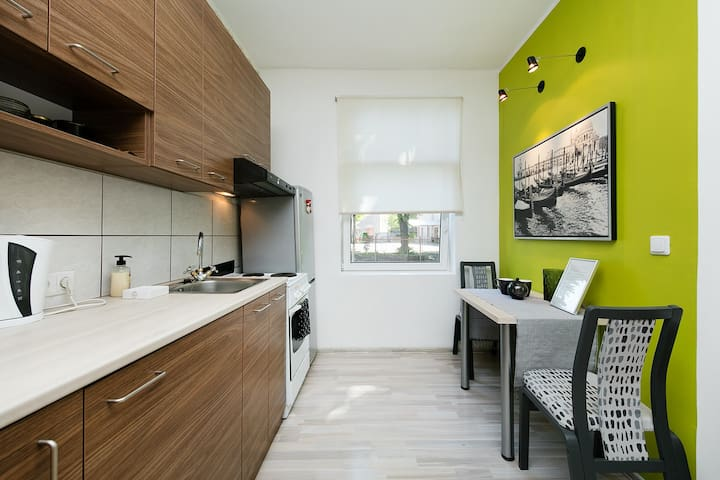 Compact apartment at the center! - Tallinn - Apartament