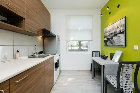 Compact apartment at the center! - Apartment
