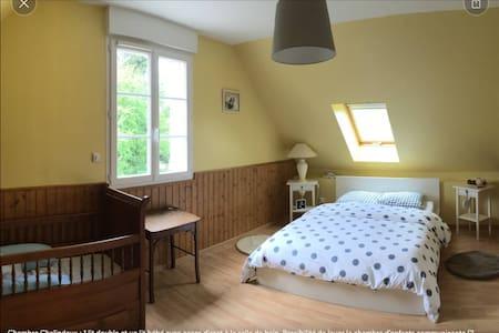 Suite familiale en Touraine - Souvigné - Rumah