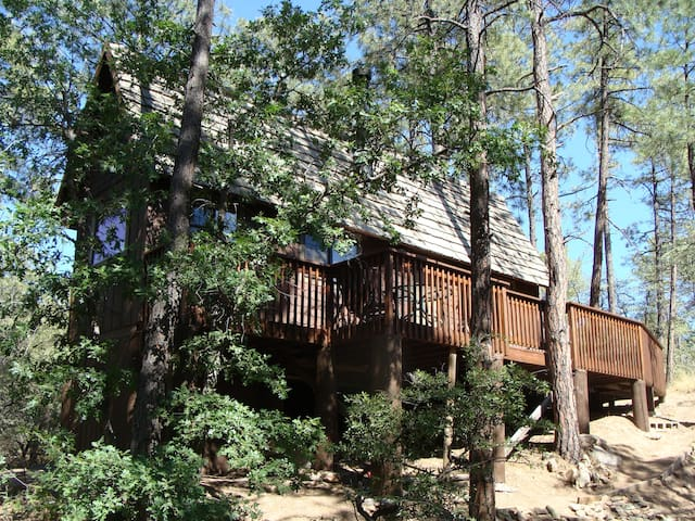 Copper Basin Hideaway Cabin On 1 Acre