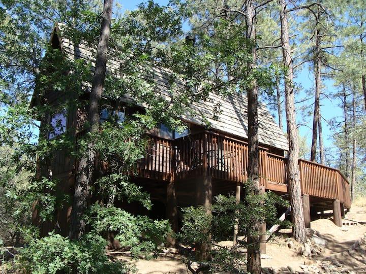 Copper Basin Hideaway Cabin On 1 Acre