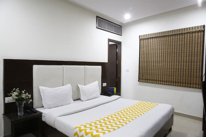 Comfortable 2 rooms next to Railway Station, Moh
