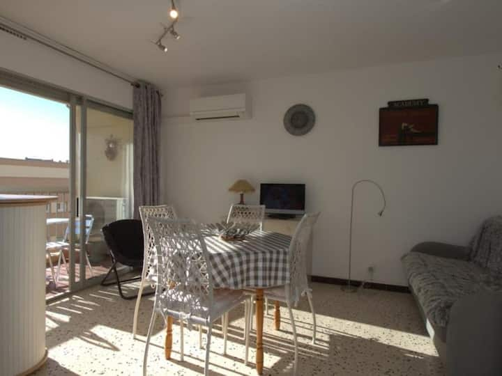 Appartement T2 - RESIDENCE LE NAUTIC A