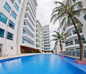 Beautiful apartment in Cartagena next to the beach - Cartagena - Apartment