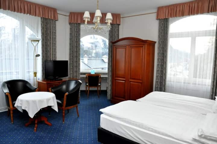 your home in st. moritz - Hotel Soldanella