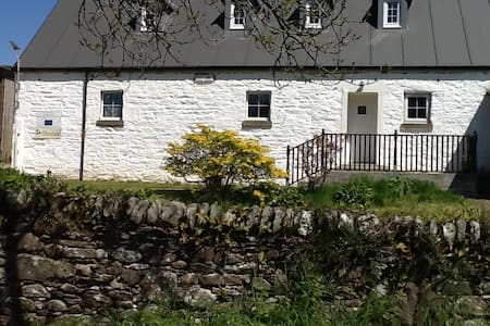 Ifferdale Hostel with twin cubciles