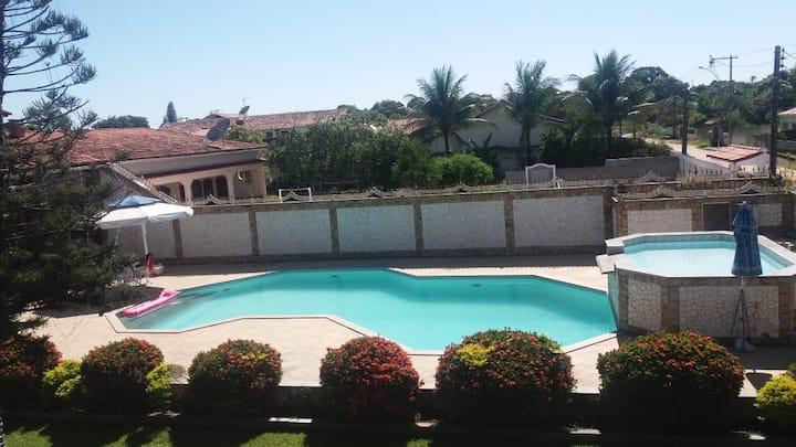 Casa de Veraneio (Quarto 3) - Regiãodos Lagos