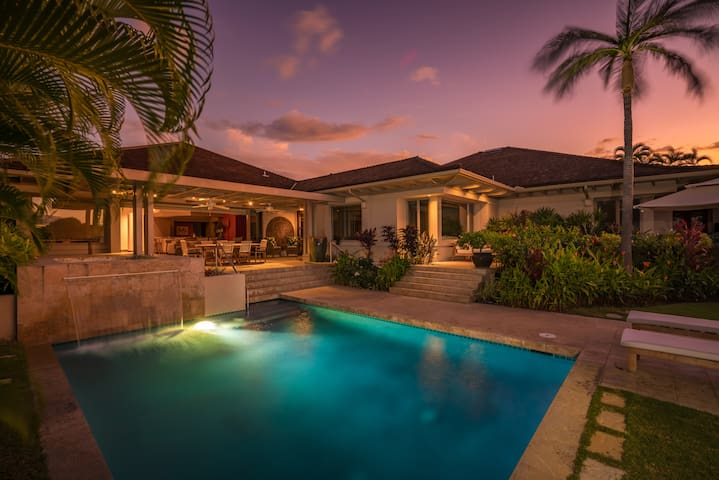 Private Four Seasons Hualalai Villa.  Ocean Views.  Special Promo Rates!!!