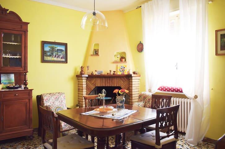 Casa Vetulia: appartamento al centro dell'Umbria