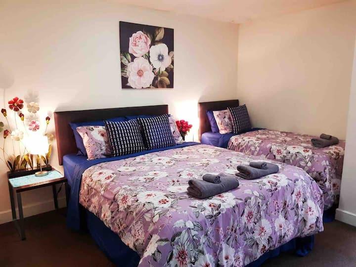 Mountain View City Apartment