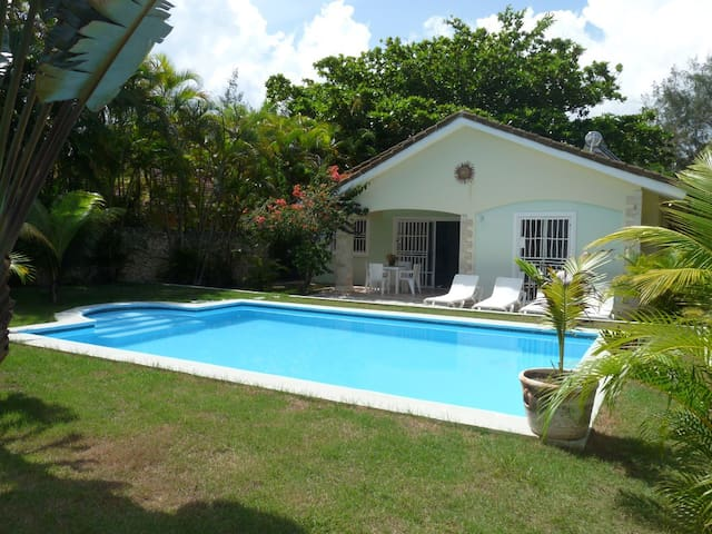 Homely Villa in quiet and gated community