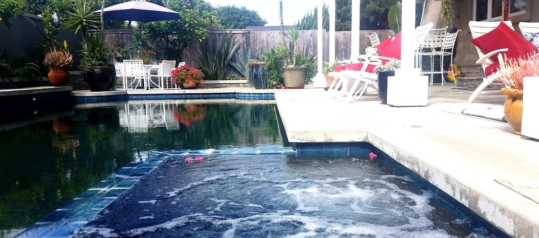 One Room in Shared Home w/ Pool (3 mi to beach)