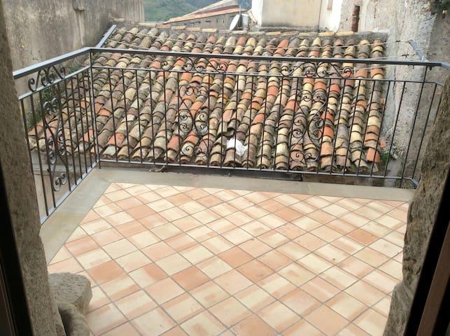 Terrace master bedroom - Terrazzo camera da letto padronale