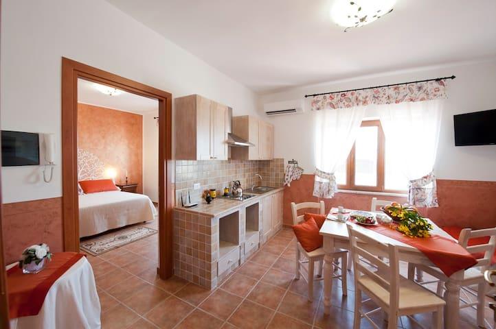 Appartamento Roverella nel cuore della Maremma