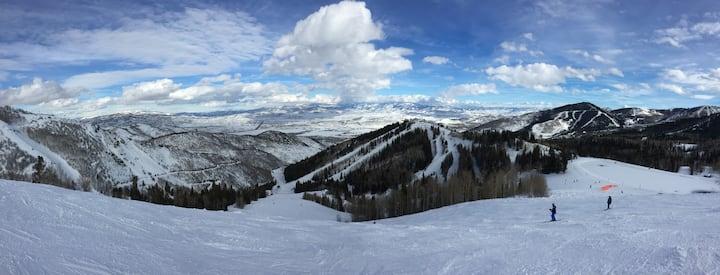 True Ski in Ski Out Condo