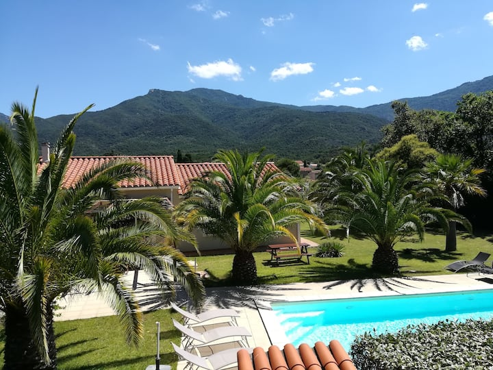 La Treize**** holiday villa with private pool