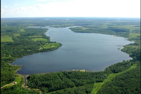 Lux camping at Buffalo Lake - Rent for the season!