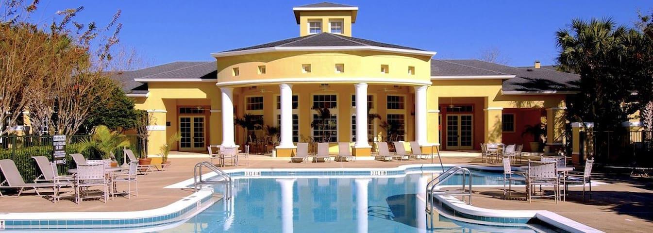 Apt. 5 min distance Universal Studios Orlando - Orlando - Appartamento