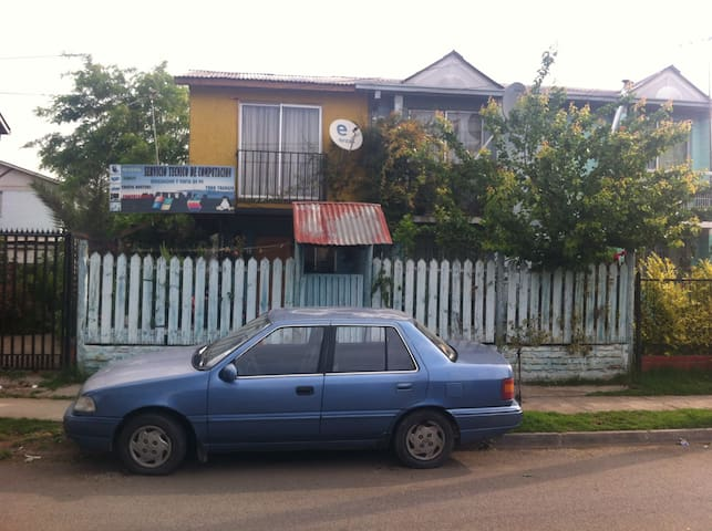 Casa de Letty - Isla de Maipo