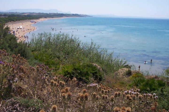 Selinunte Tp presso Riserva della Foce del Belice - Marinella - Huoneisto