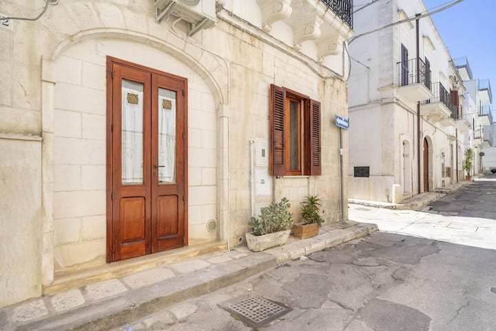 Boutique Holiday Home in Ostuni Near the Centre