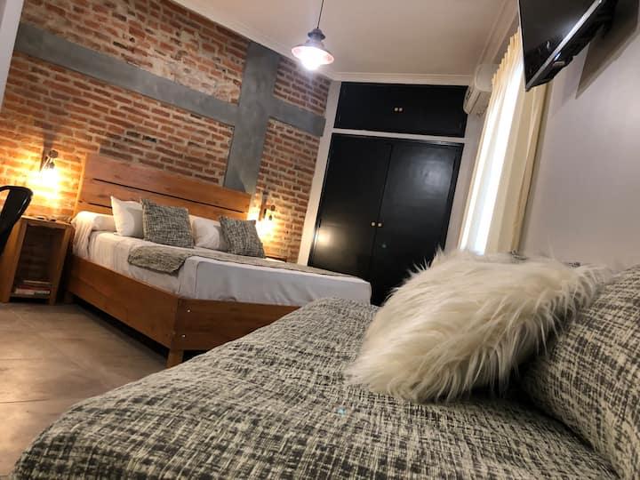 Confort&Diseño en el centro de Salta. DEPTO 2