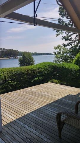 Lunenburg  Hermans Island Rd - Lunenburg - Cottage