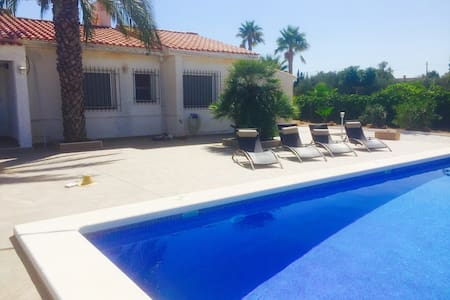 Villa avec piscine - Elx