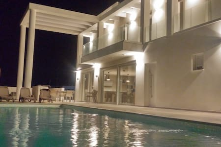 Villa Laguna: spacious villa with private pool.. - San Fulgencio