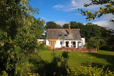 Razani B&B in Annan Scotland, 7 miles from Gretna - Annan - Bed & Breakfast