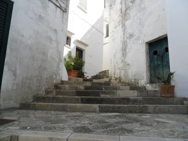 Monolocale nel Borgo Antico - Specchia - House