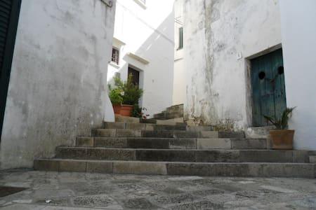 Monolocale nel Borgo Antico - Specchia - Ház