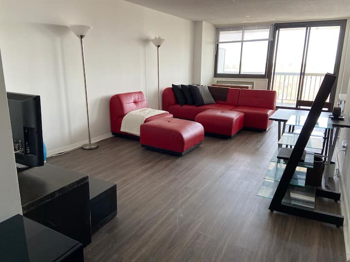 Entire 2b/2b Nicely Furnished Apt, 1 month only