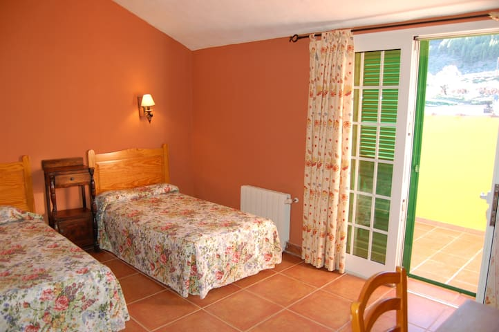Hostal El Sombrerito - Vilaflor - Bed & Breakfast