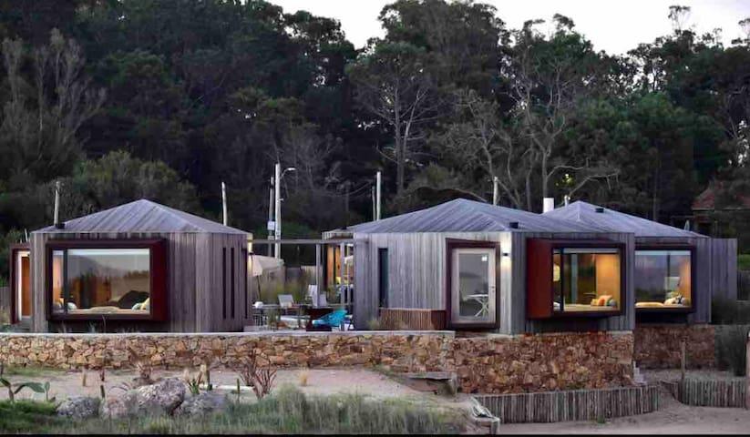 Casa Mara, complejo de bungalows en Punta Colorada