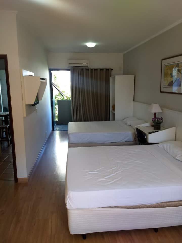 Apartamento Prático - localizado 12