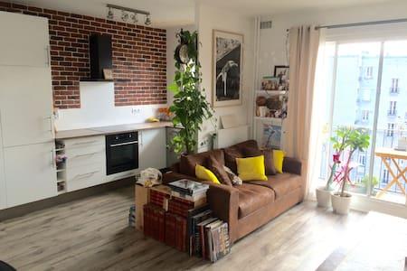 Appartement 45m2 spacieux, lumineux - Paris - Lejlighed
