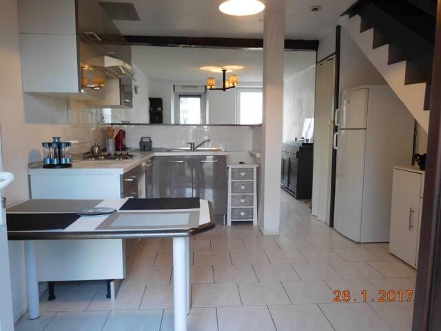 Logement entier - Dax - Lägenhet