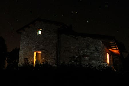 Antica Masseria in collina a pochi km dal mare - Torraca - B&B/民宿/ペンション