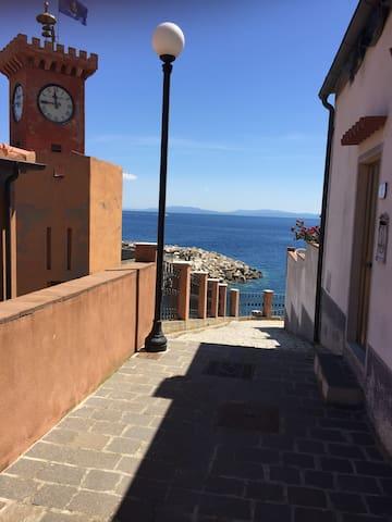 casa vacanza isola d'elba - Rio Marina - Wohnung