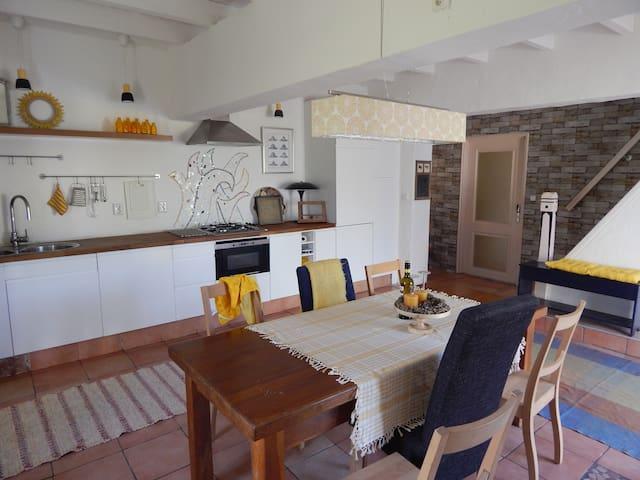Ruime en comfortabele woning op een prachtige plek