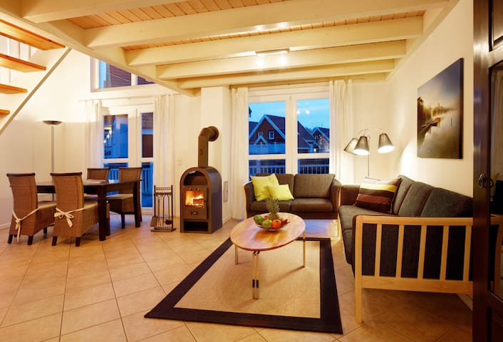 Ferienhaus am Scharmützelsee 4 Pers - Bad Saarow - Stadswoning