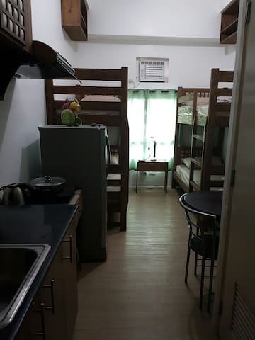 Cozy affordable centrally located - Pasay - Byt